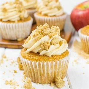 Cupcakes Mit Füllung : apple crumble cupcakes mit apfel f llung und knusperstreusel vegan kaffee cupcakes ~ Eleganceandgraceweddings.com Haus und Dekorationen