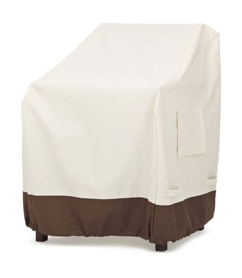 strathwood dining arm chair furniture cover