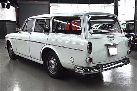 blank canvas  volvo  wagon mintme