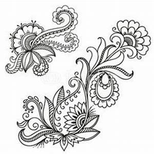 Henna Muster Schablone : best 25 paisley flower tattoos ideas on pinterest paisley foot tattoos paisley shoulder ~ Frokenaadalensverden.com Haus und Dekorationen