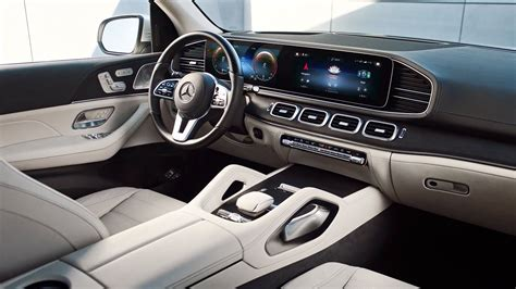 mercedes benz gls  interior design youtube