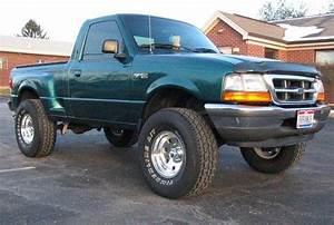 1998 Ford Ranger Flashing Overdrive Light