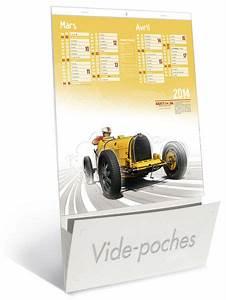Vide Poche Voiture : ancienne collection 2014 calendriers vide poches ~ Teatrodelosmanantiales.com Idées de Décoration