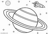 Planet Coloring Pages Printable Cool2bkids sketch template