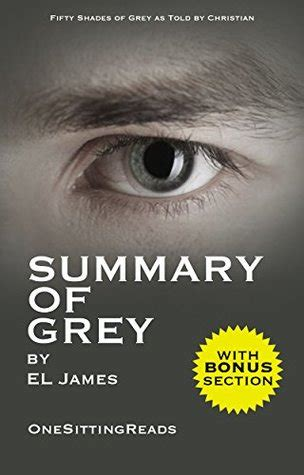 summary  grey fifty shades  grey  told  christian