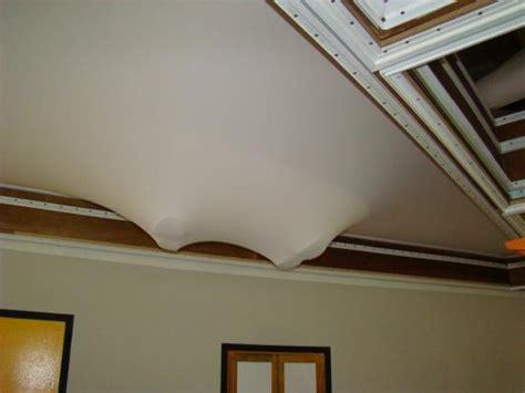 faire un plafond tendu plafond tendu
