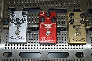 Mxr Custom Made Pedal Board