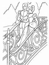 Coloring Carriage Cinderella Pages Popular sketch template