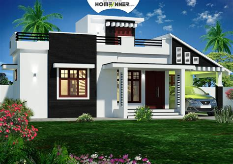 sq feet kerala house plans  front elevation