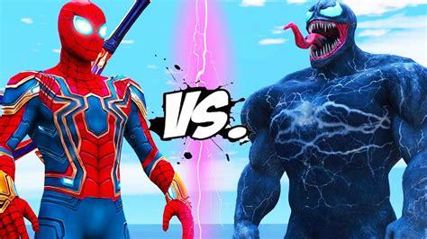 War Machine (iron Man) Vs Venom