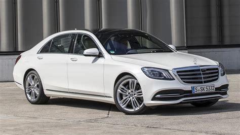 2018 Mercedesbenz Sclass First Drive Flawless Flagship