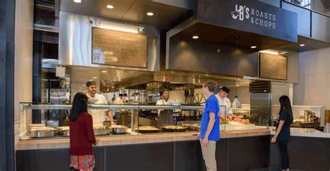duke requires  vendors  offer  meal option food