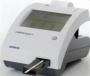 Siemens Clinitek Status Urine Analyser - HCE Healthcare ...