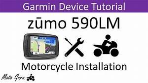 Garmin Zumo 660 Wiring Installation