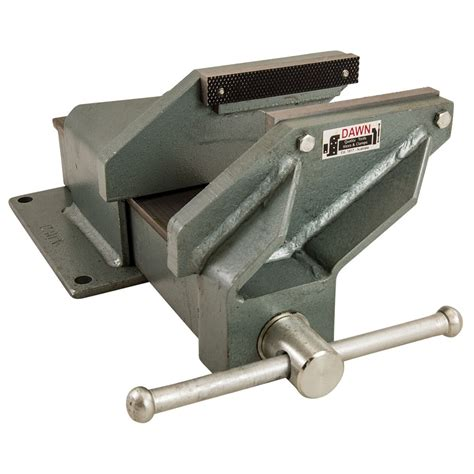 60320 Dawn 150mm Fabricated Offset Vice  Bench Vice