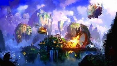 Runescape Wallpapers Osrs Background Desktop Fantasy Wall