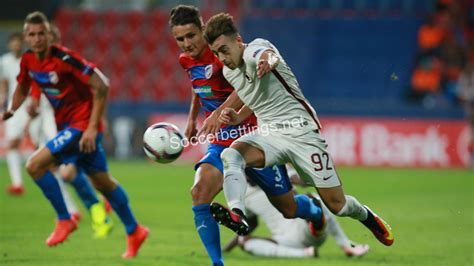 As Roma Vs Viktoria Plzen Prediction & Betting Tips (2411