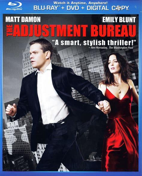the adjustment bureau the adjustment bureau 2011 720p bluray x264 dts wiki