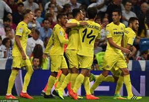 Villareal Cf Squad Building Challenge Madrid 1 1 Villarreal Cristiano Ronaldo Co Fail To
