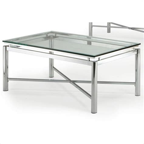 Get it as soon as tue, apr 6. Steve Silver Company Nova Glass Top Cocktail Table - Contemporary - Coffee Tables - other metro ...