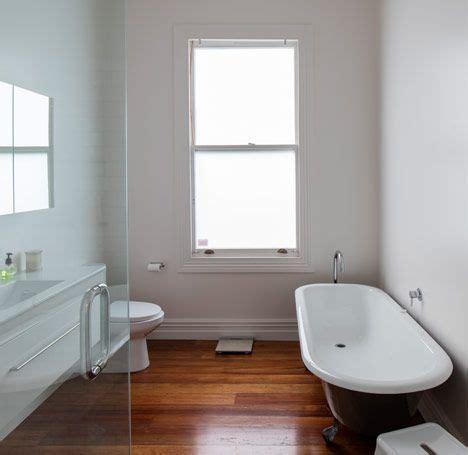 Bathroom Kits Nz by Original Wooden Floor Throughout Bathroom In 2019