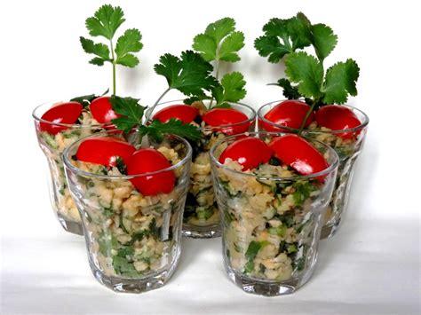 cuisine chti verrines de pois chiches aux herbes la tendresse en cuisine