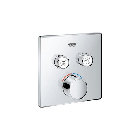 GROHE MIX SMARTCONTROL THERMOSTATIC SHOWER MIXER   TattaHome