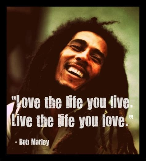 bob marley quotes  happiness quotesgram