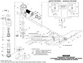 Bosch N80sb Nail Type