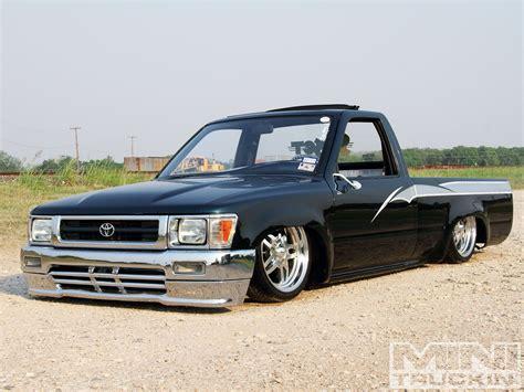 Toyota Mini Truck by Shipwrecked 1994 Toyota Bodydropped Truck