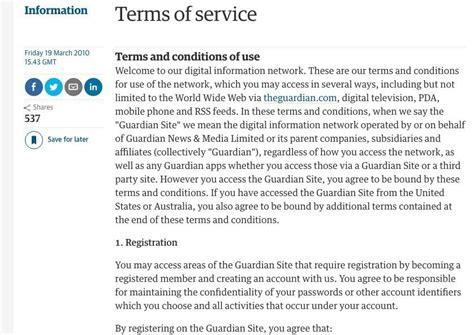 terms of use sle terms and conditions template termsfeed