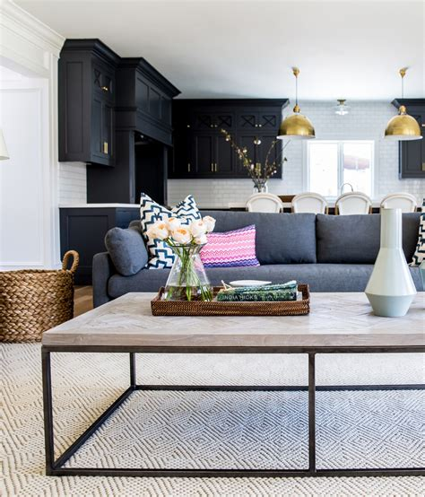 Here are 5 creative ways to style your round coffee table. Coffee Table Books We Love — STUDIO MCGEE