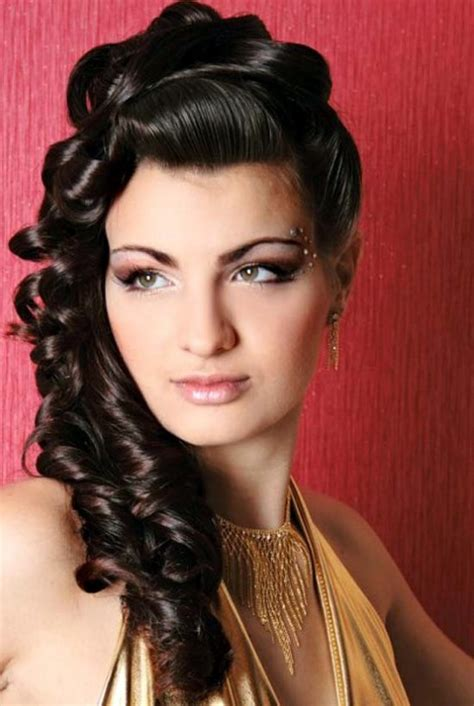 wedding bridal hair styles perfect hair styles  party occasions indian pakistani gorgeous