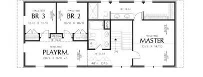 design a house free thomaston 3152 4 bedrooms and 3 baths the house designers