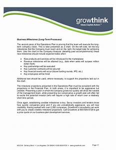 growthink ultimate business plan template free 28 images With growthink s ultimate business plan template