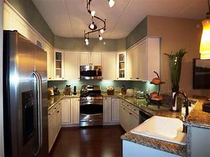 Kitchen ceiling lights ideas to enlighten cooking times for Kitchen cabinet trends 2018 combined with oil rubbed bronze wall art