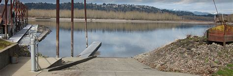Boat Slip Portland by Marinas Portland Oregon