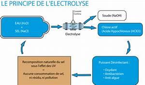 traitement par electrolyse aix piscine With convertir piscine chlore au sel
