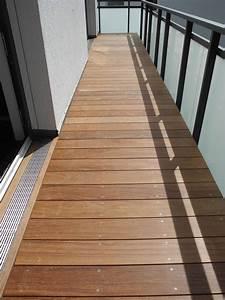 Bodenbelag Balkon Terrasse : cumaru holz balkon bodenbelag privathaus friedrichsdorf ~ Indierocktalk.com Haus und Dekorationen