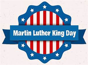 Martin Luther King Jr. Holiday - Office Closure - Yucaipa ...