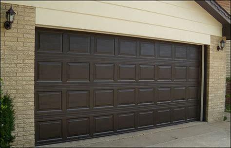 Forest Garage Doors  Chicago Raised Panel Steel Garage. Black Bookcase With Glass Doors. Holmes Garage Door Springs. Insulating A Pole Barn Garage. Overhead Door Parts Online
