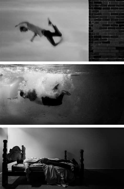 photographer documents   depression   portraits