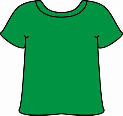 Tshirt Clip Graphics Blank Transparent Sleeve Short