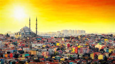 View Of Istanbul Wallpaper  Wallpaper Studio 10  Tens Of