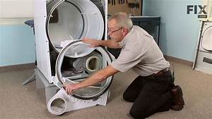 Amana Dryer Repair  U2013 How To Replace The Drum Glide