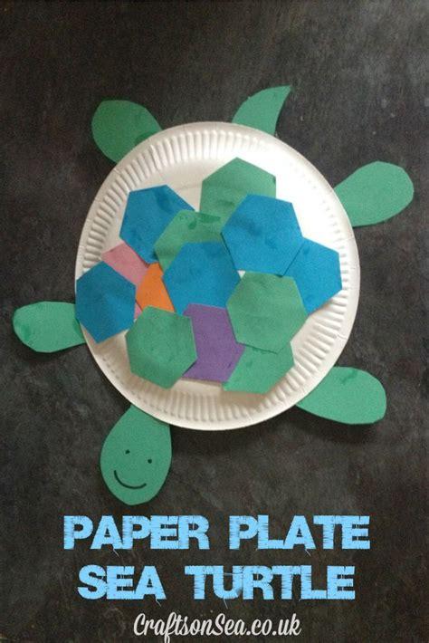 paper plate sea turtle craft school turtle 778   c4925f7ab849b8cea42732906e79ae9c