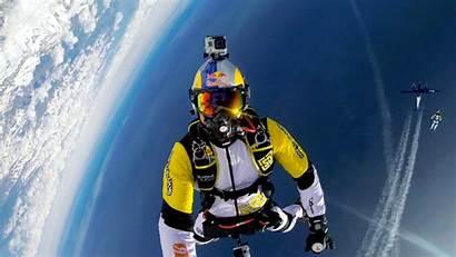 Bull Blanc Mont Soul Gopro Helmet Skydiving