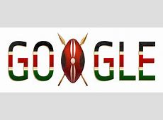 Google Celebrated Kenya's 53rd Independence Day With This