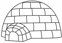 letter i for igloo alphabet color pages coloring pages related to - Igloo Pictures To Color