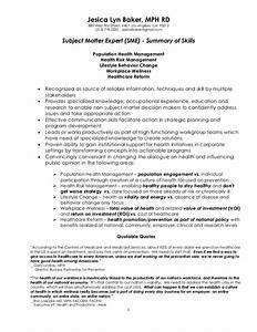subject matter expert doc resume 4 5 20112211 With expert resume format
